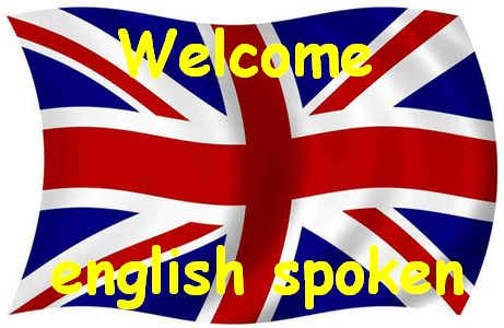 accueil welcome english spoken