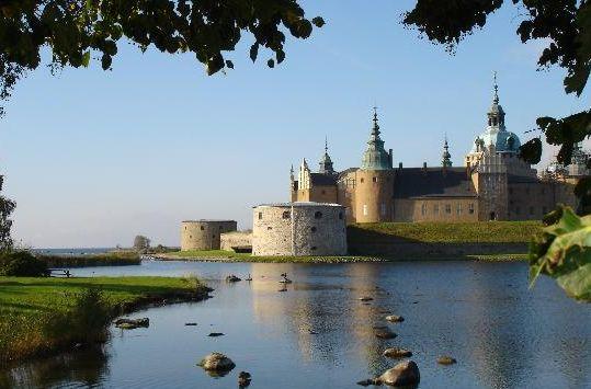 AR 16 ronde baltique etape 2 Kalmar Chateau2 Suede